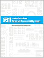 2011 Corporate Accountability Report