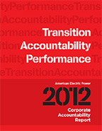 2012 Corporate Accountability Report